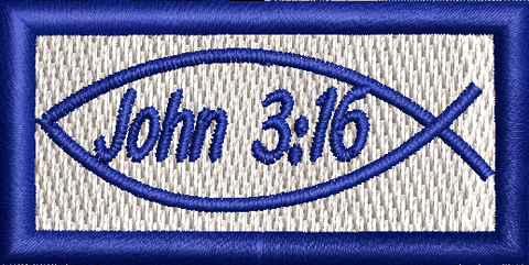 john 3:16 - Tab - Reaper Patches