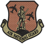 Air National Guard - KC-135 OCP - Reaper Patches