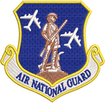 Air National Guard - KC-135 - Reaper Patches