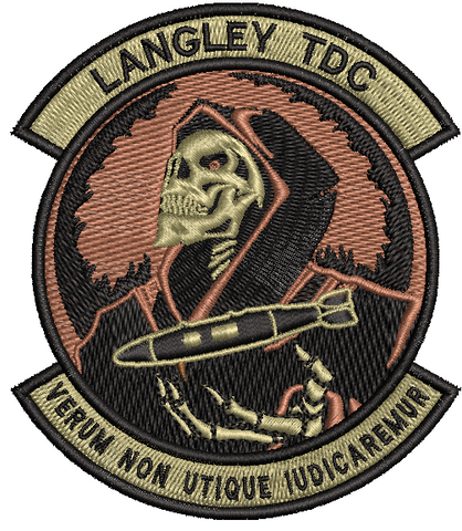 Langley TDC patch - OCP - Reaper Patches