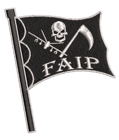MQ-9 FAIP - Reaper Patches