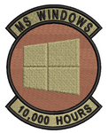 MS Windows 10,000 Hours - OCP patch - Reaper Patches