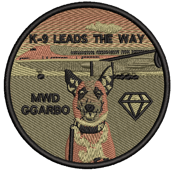K-9 Leads the way