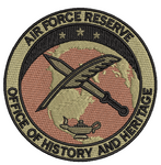 AFR- Office of History and Heritage - OCP - Reaper Patches