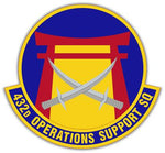 432 Operations Support Squadron (OSS)