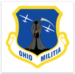 Ohio Militia Reaper - Zap - Reaper Patches