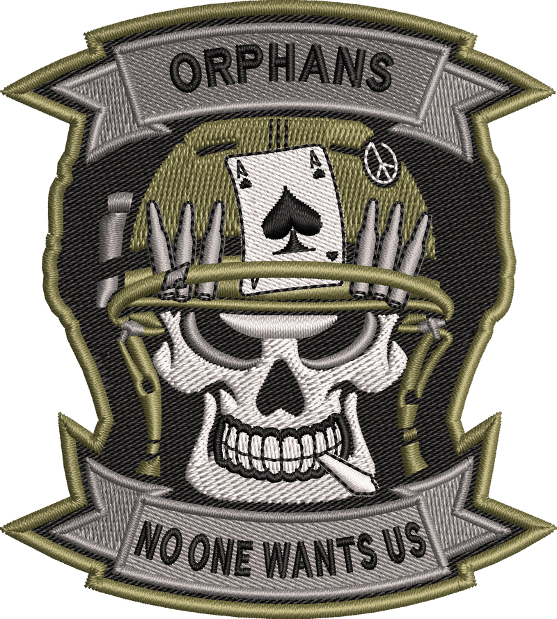 "Orphans ""NO ONE WANTS US"""