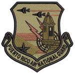 PUERTO RICO AIR NATIONAL GUARD Patch-OCP