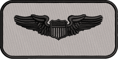 Name Tags - 19th Weapons School - Reaper Patches