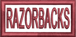 Razorbacks - Reaper Patches