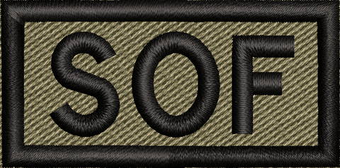 SOF - Reaper Patches