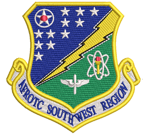 AFROTC Southwest Region - Patch