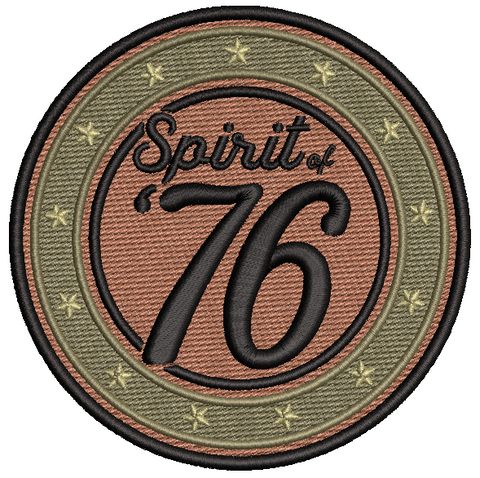 Spirit of 76 - OCP