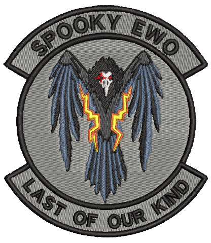 Spooky EWO Last of Our Kind - Reaper Patches