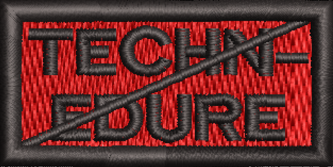 TECHN-EDURE - Reaper Patches