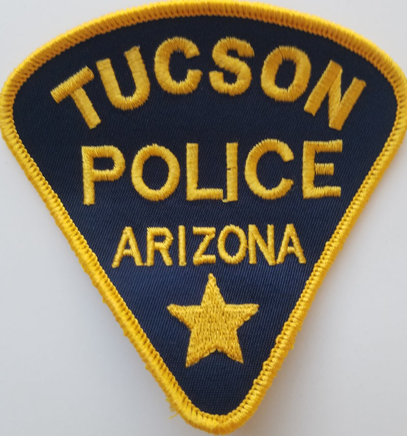 Tucson Police - Reaper Patches