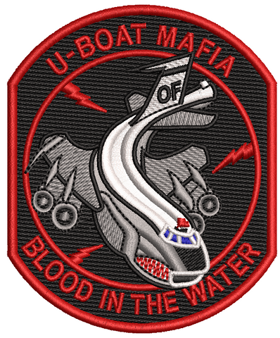 U-BOAT MAFIA -BLOOD IN THE WATER