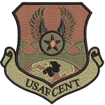 United States Air Force  Central Command (USAFCENT)  - OCP (Unofficial) - Reaper Patches