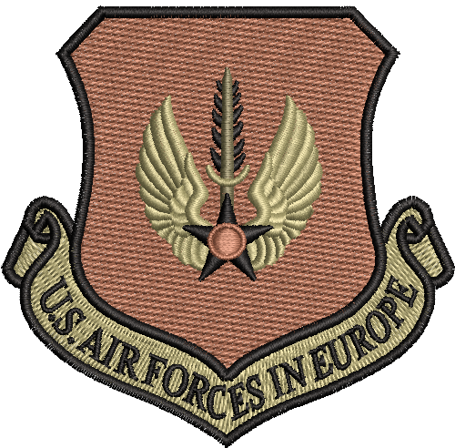 United States Air Forces In Europe (USAFE)- OCP Patch. (Unofficial)