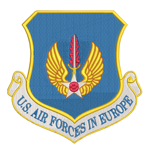 United States Air Force Europe Patch - Reaper Patches
