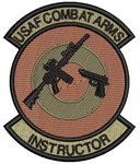 USAF Combat Arms Instructor Patch OCP - Reaper Patches