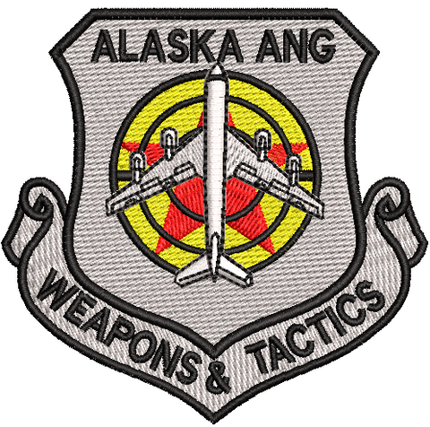 Weapons and Tactics (168 ANG)