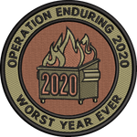 "Operation Enduring 2020 ""WORST YEAR EVER"" - OCP (Preorder)"