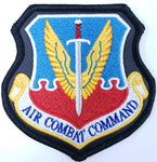 Air Combat Command A-2 Patch (leather jacket)