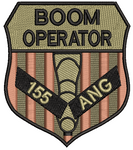Boom Operator - 155 ANG OCP - Reaper Patches
