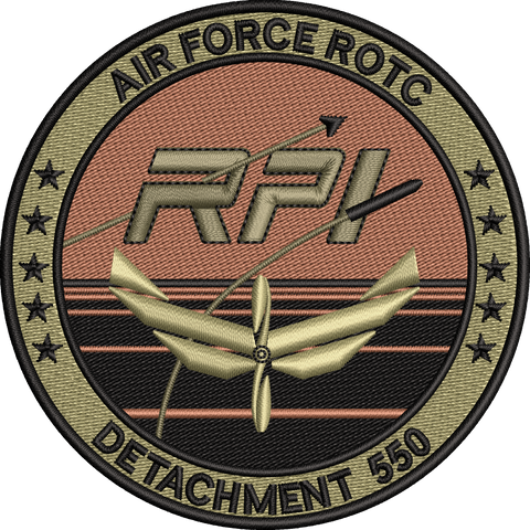 Copy of Air Force ROTC Detachment 550 - OCP