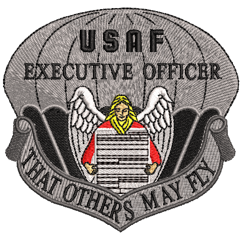 USAF Executive Officer (That others may Fly) - Reaper Patches