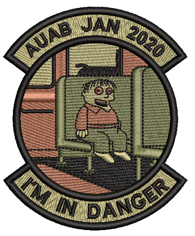 I'm in Danger Auab Jan 2020 - OCP