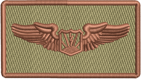 """RPA Wings""- Left Shoulder Patch"
