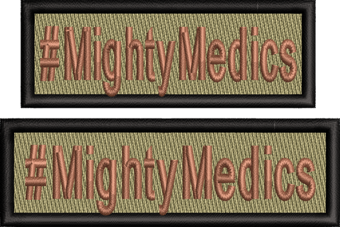 #MightyMedics 2 pack