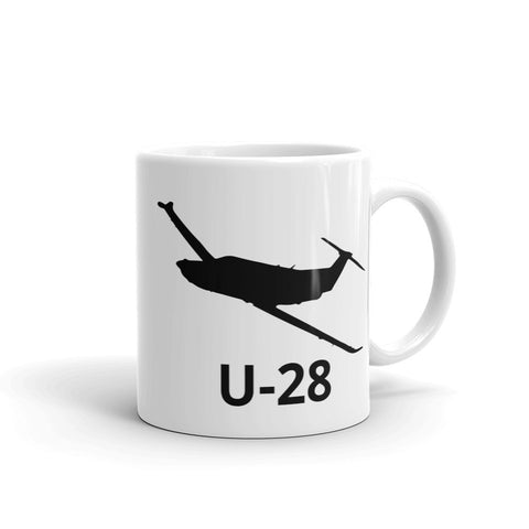 AFSOC U-28 Coffee Mug - Reaper Patches