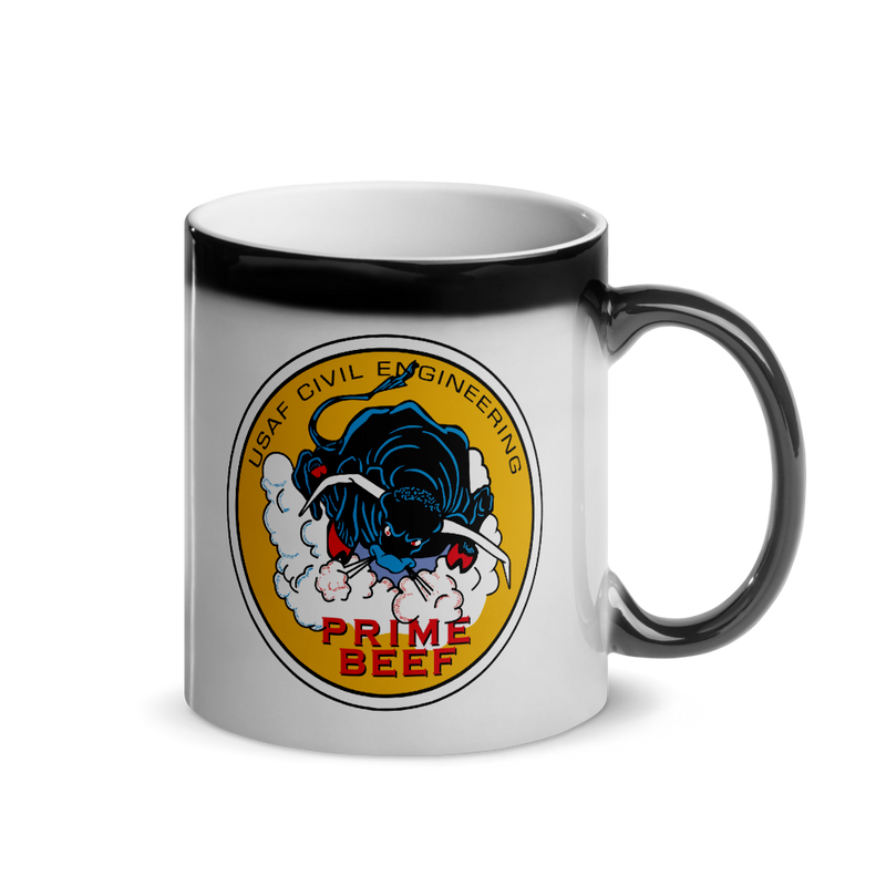 Prime Beef - Glossy Magic Mug