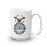 301st Security Forces Squadron - Mug - Reaper Patches