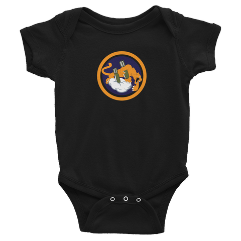 Infant Bodysuit - Reaper Patches