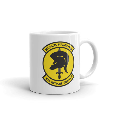 561st Weapons Squadron Coffee Mug - Reaper Patches