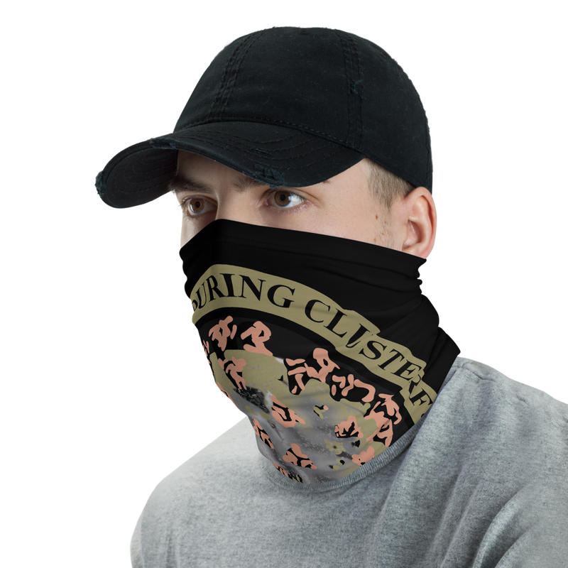 Operation Enduring ClusterFK - OCP Neck Gaiter - (one size fits all)