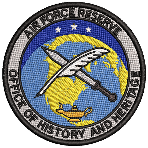 AFR- Office of History and Heritage - Reaper Patches