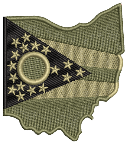 Ohio State Patch - OCP