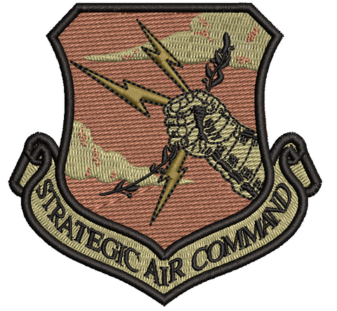 Strategic Air Command (SAC) - OCP
