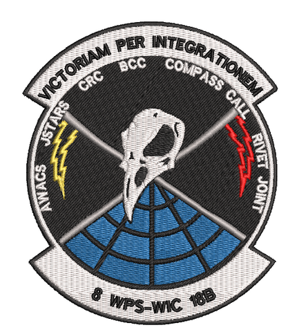 8 WPS-WIC 18B Class Patch - Reaper Patches