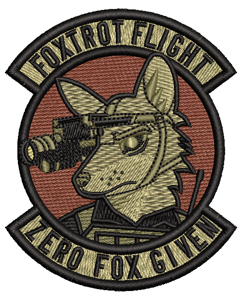 "Foxtrot Flight ""Zero Fox Given"""