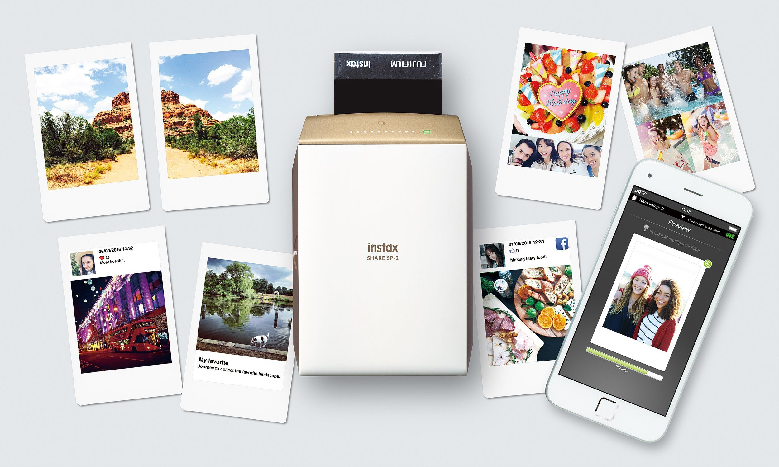 Imprimante Instax share sp-2