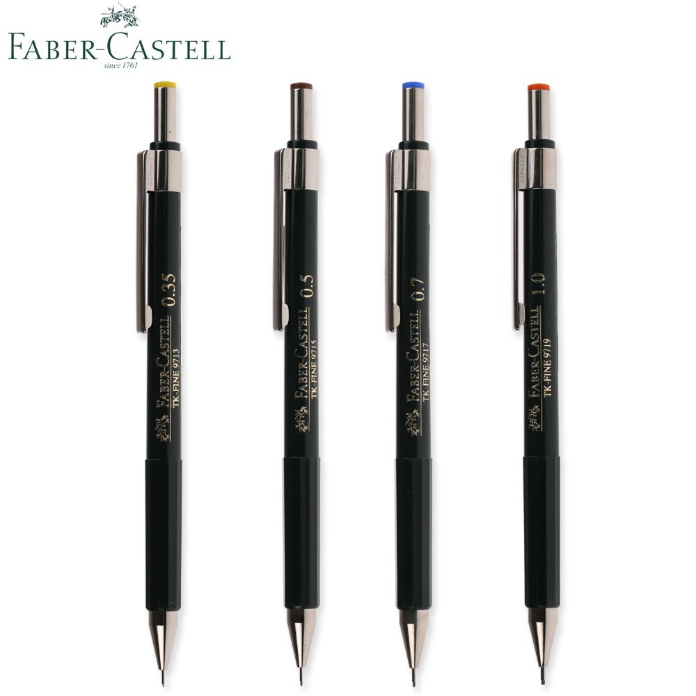FABER CASTELL - porte mines HB