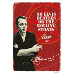 Joe Strummer by Richard Miller - Signed Fine Art Print - Egoiste Gallery