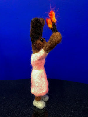 "Suzie Rabbit (""Rabbits by David Lynch"")  by Soft Mongoose"