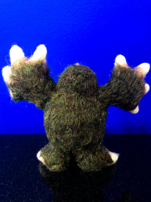 Moss Mole by Soft Mongoose - Egoiste Gallery - Art Gallery in Manchester City Centre